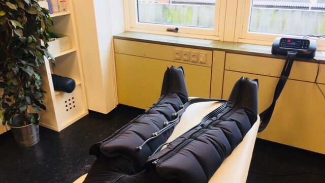 Recovery Boots