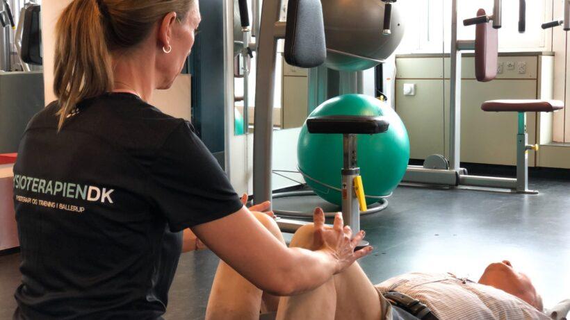 Genoptrænings- og styrkehold