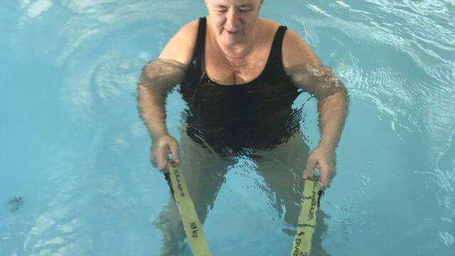Individuel bassintræning