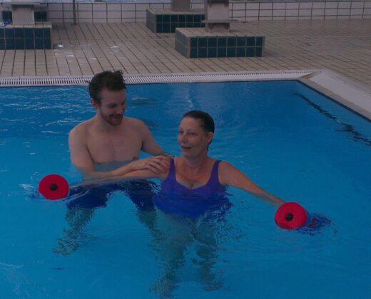 Individuel bassin træning